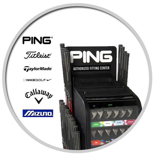 Golf Club Fitting Systems